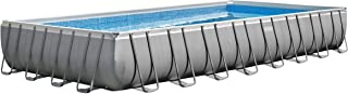 comprar comparacion Intex Frame Pool Set - Piscina, Azul, 732x 366x 132cm