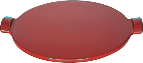 Emile Henry Made In France Flame Individual Pizza Stone, 10