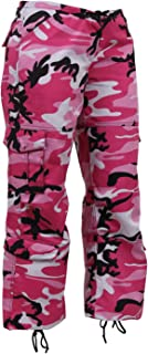 pink paintball pants