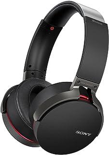 Sony XB950B1 Extra Bass Wireless Headphones with App Control - Black (Renewed)