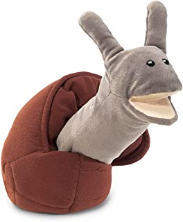 folkmanis snail puppet