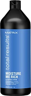 Matrix Total Results Moisture Me Rich Shampoo, 1L