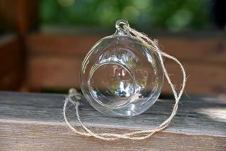 Best clear glass tealight baubles Reviews