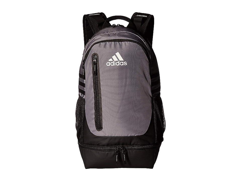 adidas Pivot Team Backpack (Grey) Backpack Bags