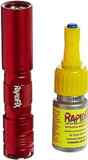 RapidFix UV Liquid Plastic Adhesive with UV Flashlight, 10 mL