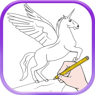 Best unicorn cartoon easy Reviews