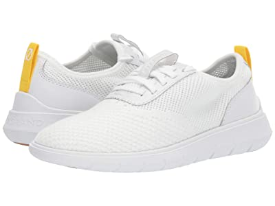 Cole Haan Generation Zerogrand Stitchlite (Optic White) Women