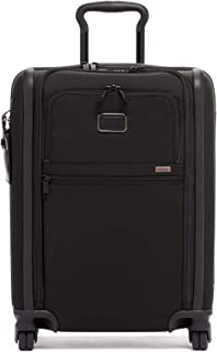 Tumi Unisex Alpha 3 International Slim 4 Wheeled Carry-On