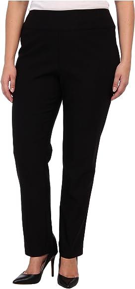 9a8d1b259a2 NYDJ Plus Size Plus Size Ponte - Trousers at Zappos.com