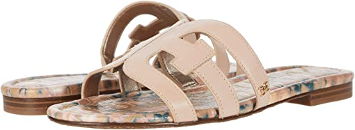 Seashell Pink Vaquero Saddle Leather