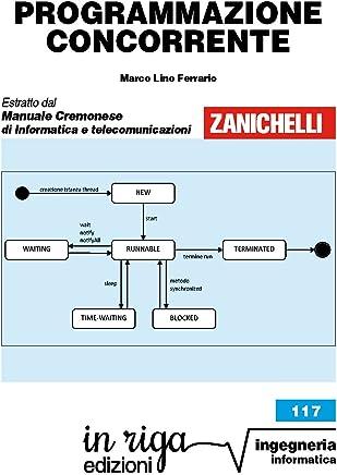 Programmazione concorrente: Coedizione Zanichelli - in riga (in riga ingegneria Vol. 117)