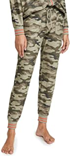 PJ Salvage Women's Loungewear in Command Banded Pant