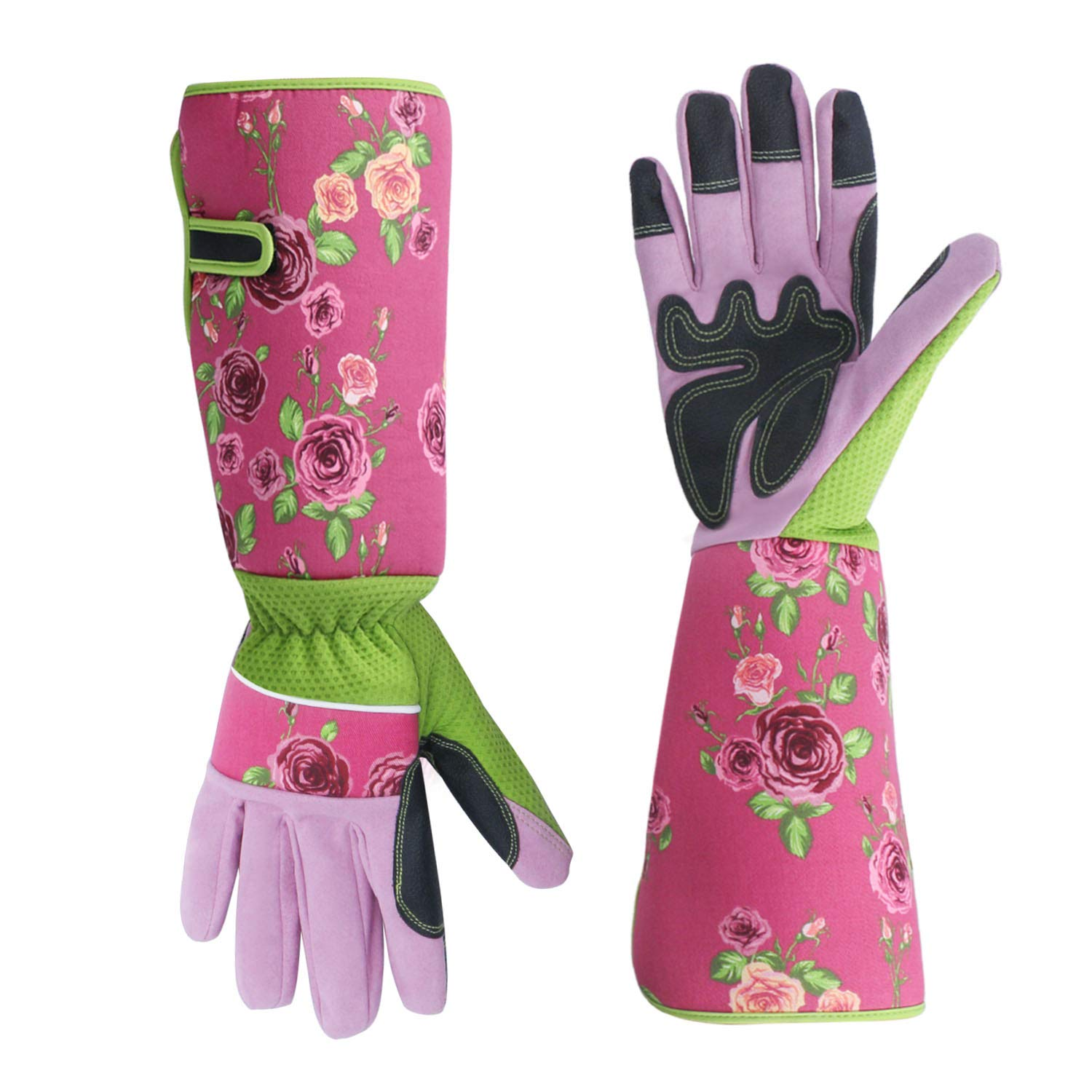 Rose Pruning Gloves Over item handling ☆ EnPoint Limited time trial price Long Punc Women Work Garden