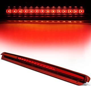 For Scion tC Full LED 3RD Third Tail Brake Light Rear Stop Lamp (Red)