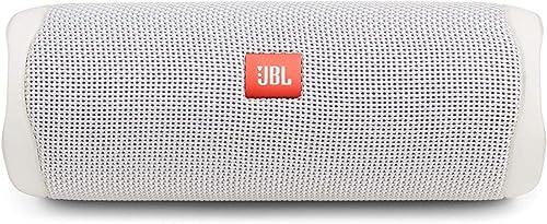 Jbl Bocina Portátil Flip 5 Bluetooth - Blanco