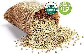 Royal Lee Organics Organic Gluten Free Buckwheat Groats 10 lbs