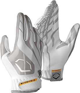 EvoShield Adult Evoflash Football Receiver Gloves