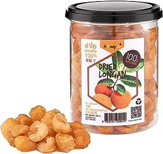 Honey D Natural Dried Longan 100% fruit Meat 200 g (7.05oz)