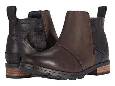 SOREL Emelie Chelsea (Blackened Brown) Women