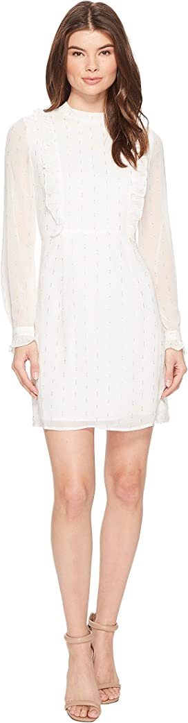 cc27ceab7c05 Halston Heritage Short Sleeve Notch Neck Dress with Tulip Skirt at 6pm