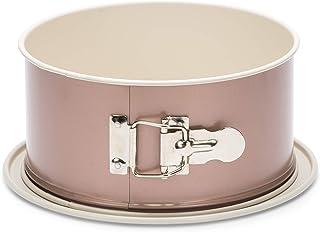 patisse 2048277 Moule à charnière Ceramic avec Bord Haut 18 cm, Céramique