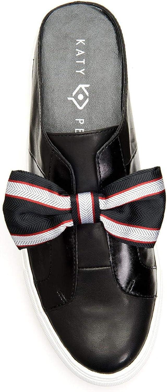 Katy Perry Damen Pantoletten Ember KP0304-BLK schwarz 433242