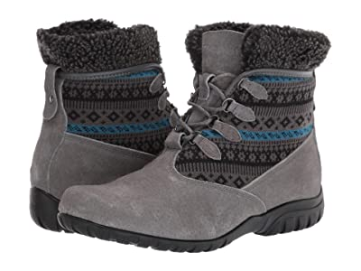 Propet Delaney Alpine (Grey) Women