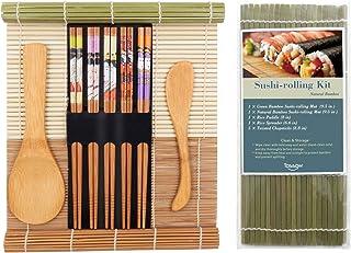 T tossow Sushi-Kit für Anfänger im lieferumfang enthalten