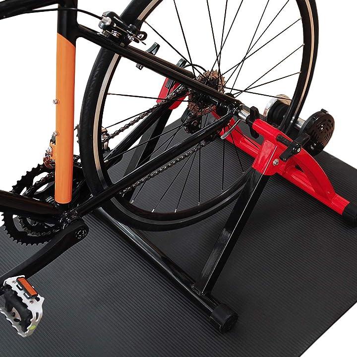 Supporto magnetico per allenamento in bicicletta, a sgancio rapido, per mountain bike e bici da strada unisky TY-JS001-C