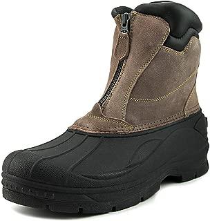 Mens Paul Front Zip Snow Boot