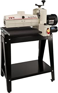 JET 629004K 16-32 Plus 16-Inch 1-1/2-Horsepower Open Stand Drum Sander, 110-Volt 1 Phase