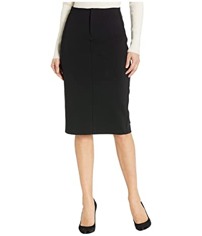 NYDJ Pencil Skirt in Black (Black) Women