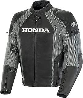 Joe Rocket Honda VFR Mesh Jacket (Large) (Black/Gunmetal)