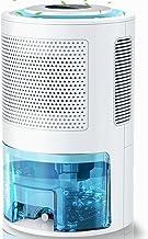 LONOVE Dehumidifiers - Upgraded 5000 Cubic Feet (450 Sq ft) Dehumidifiers for Home Basements Room Bedroom Bathroom Closet ...