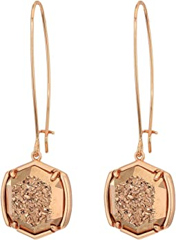 Rose Gold/Rose Gold Drusy