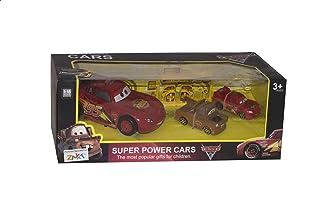 Super Power Cars Set, 3 Pieces - 8626-01A