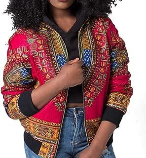pan african flag jacket