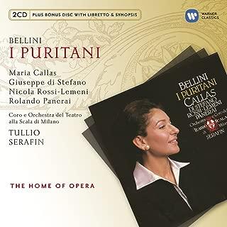 Bellini: I Puritani Plus Bonus with Libretto & Synopsis