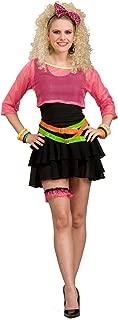 Women's 80's Groupie Costume
