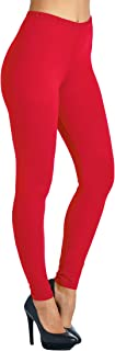 Regular/Plus (XS-5XL) Solid Buttery Soft High Waist Always Leggings