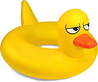 BigMouth Inc Piscina de goma gigante pato flotador