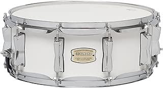 Yamaha Stage Custom Birch 14x5.5 Snare Drum, Pure White