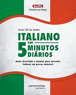 Italiano em 5 Minutos Diários (Em Portuguese do Brasil)
