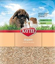 aspen or pine bedding for guinea pigs