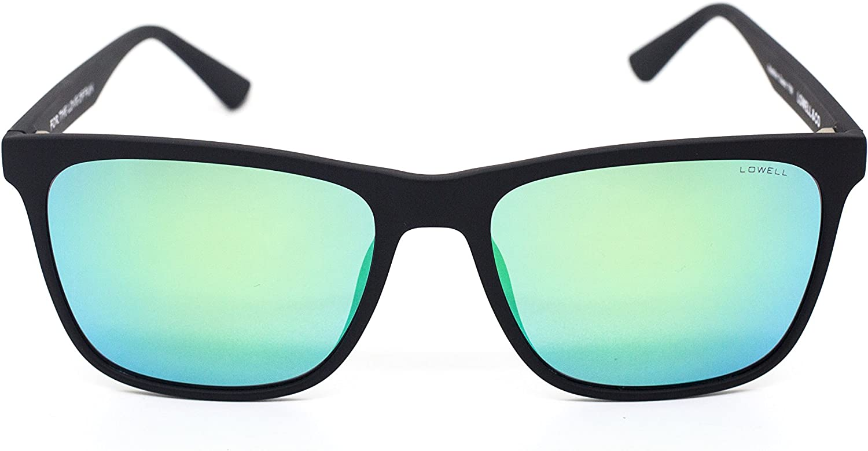 Lowell 2021 model Rebellion - Polarized Sunglasses All Branded goods for