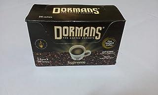 JACKIELYNA'S Kenyan Dormans Supreme Instant Coffee-36 Sachets (Kenya)