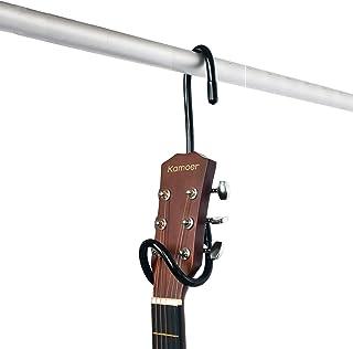 YYST Closet Guitar Hanger Display Rack Guitar Bar Hanger - No Guitar Included