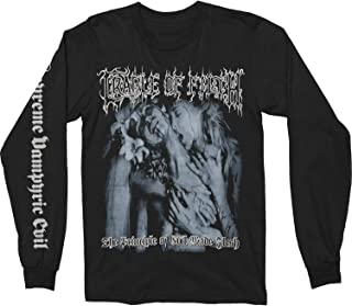 Men's The Principle of Evil Made Flesh Long Sleeve Black
