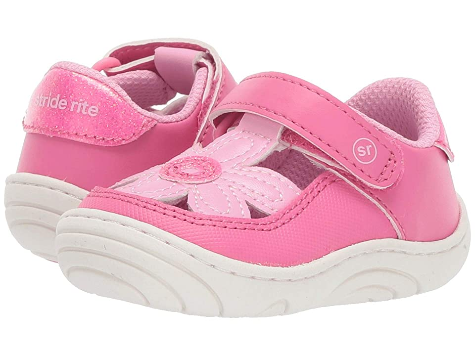 Stride Rite Daisy (Infant/Toddler) (Pink) Girl