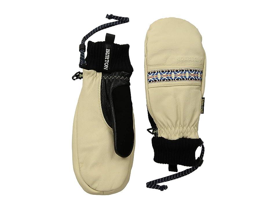 Burton Favorite Leather Mitt (Canvas) Snowboard Gloves
